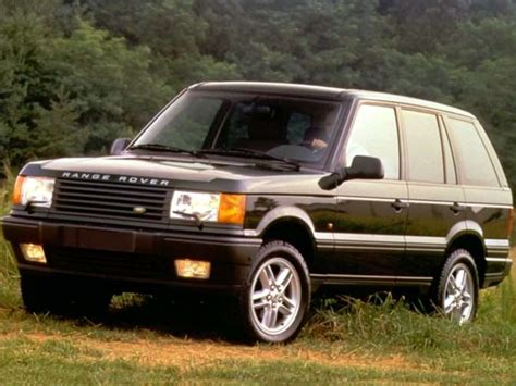 range rover 1999 1999 land rover range rover pictures including interior