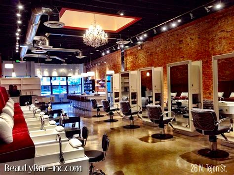 haircuts in downtown denver beauty bar downtown colorado springs co visit this