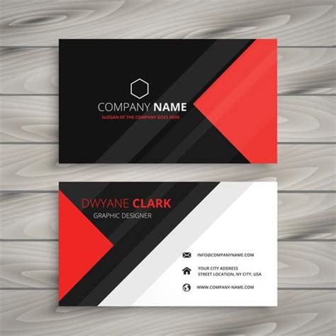 black business card template vector black corporate business card template vector design