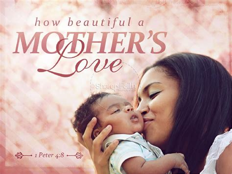 mother s mother s love powerpoint slides mothers day powerpoints