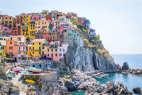 best time to visit cinque terre enchanting towns of cinque terre italy