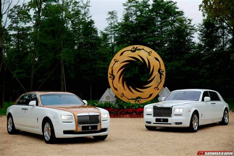 golden rolls royce official rolls royce ghost golden sunbird gtspirit