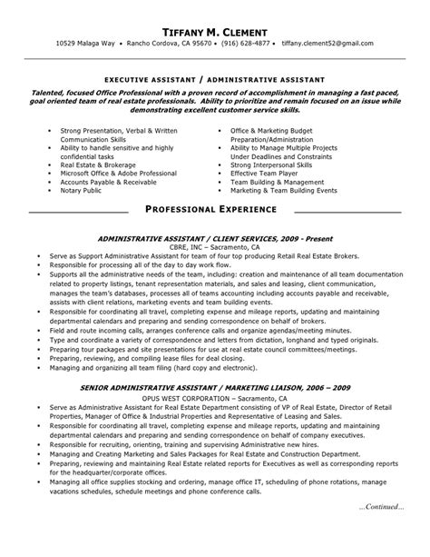 Cosmetic Account Executive Sle Resume by Clement Resume