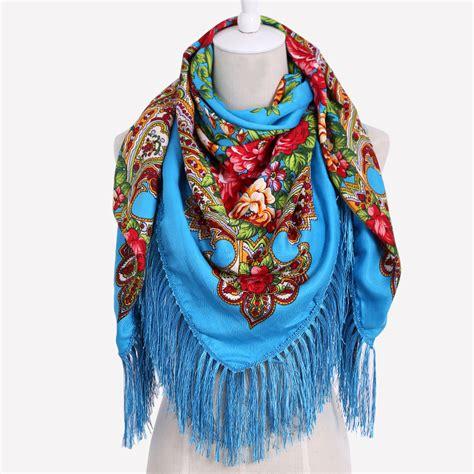 sale russian brand new fashion big size square scarf