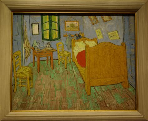 the bedroom van gogh painting vincent van gogh the bedroom one thousand works of art