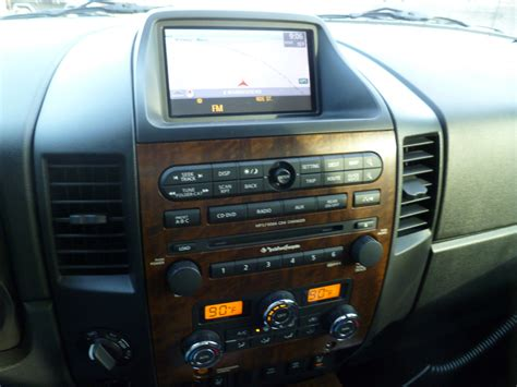 electronic stability control 2009 nissan titan navigation system 2009 nissan titan review cargurus