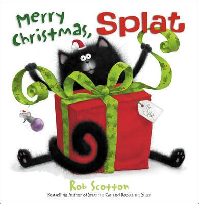 merry christmas splat coloring pages merry christmas splat by rob scotton waterstones