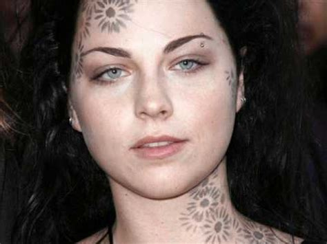 Tattoo Eyebrows Nelson | amy lee the most beautiful eyes youtube