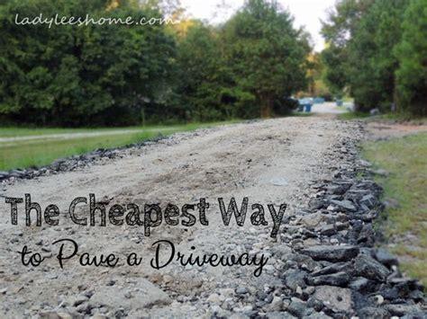 Cheap Driveway Gravel 1000 Cheap Driveway Ideas On Driveway Ideas