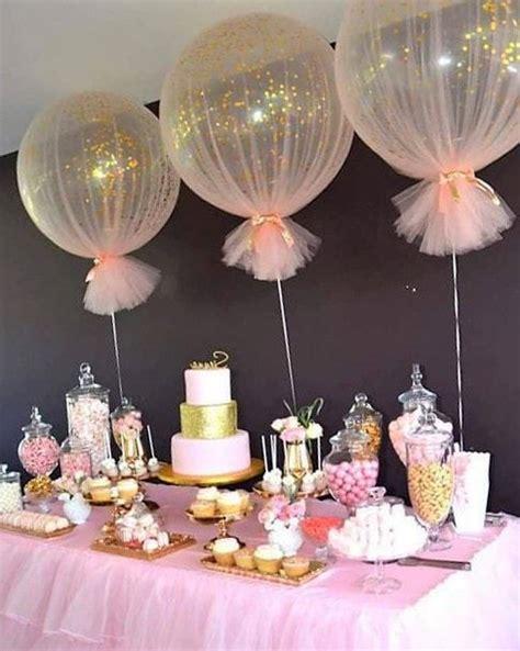 centros de mesa para bautizo con globos y bombones centros de mesa para bautizo mesa de