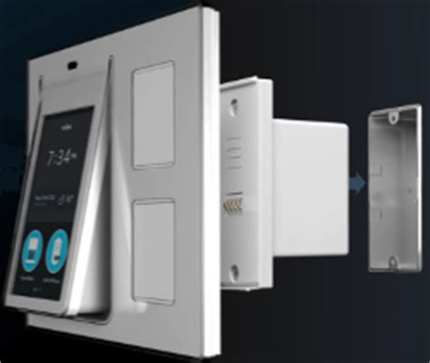 wink compatible light switch wink adds touchscreen based home automation hub