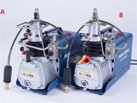 Kompresor Pengisian Tabung Scuba New 110v Or 220v 30mpa High Pressure Air Water Cooled