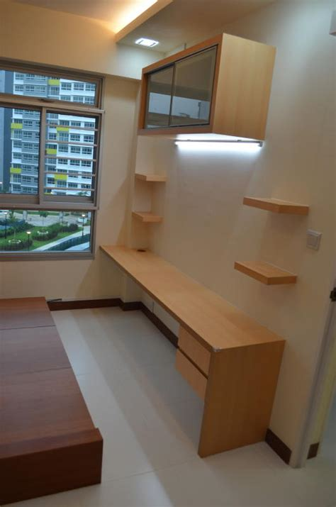 modern design  hdb  room type apartment  modern
