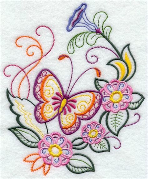free butterfly hand embroidery 20 beautiful hand embroidery designs easyday