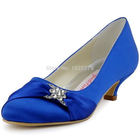 Blue Wedding Shoes For Low Heel by Royal Blue Shoes Low Heel Is Heel