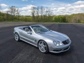 Mercedes Sl Amg 2003 Mercedes R230 Sl55 Amg On R20 Niche Wheels