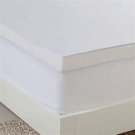 mattress topper bed bath and beyond hydraluxe gel memory foam mattress topper bed bath beyond