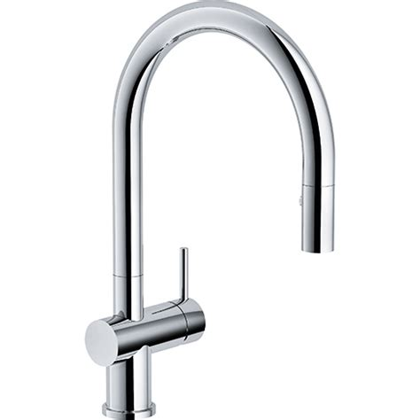 franke faucets kitchen franke ff3900 active neo kitchen faucet with pull out spray ff3900 ff3980