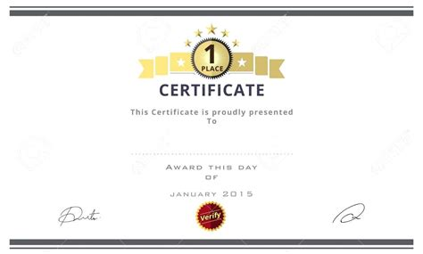 place award certificate template 1st place award certificate tips for persuasive essays