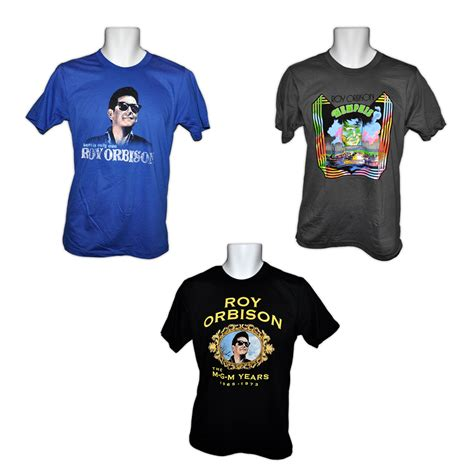 T Shirts Collection 5 mgm years t shirt collection 183 roy orbison store