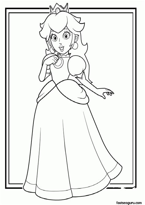 Wii U Coloring Pages by New Mario Bros Wii U Coloring Pages Coloring Pages
