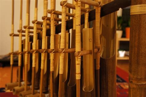 Is That A Bamboo? Indonesia?s Traditional Music Instrument