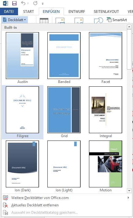 layout bachelorarbeit word deckblatt deiner bachelorarbeit