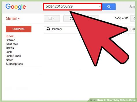 Gmail Search Emails By Date The Easiest Way To Search By Date In Gmail Wikihow