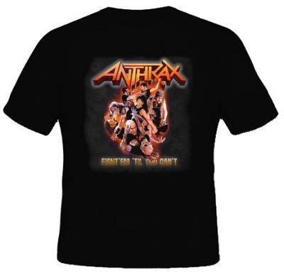 Kaos Anthrax Band Kode Ath87 kaos tulisan dan personil anthrax 2 kaos premium