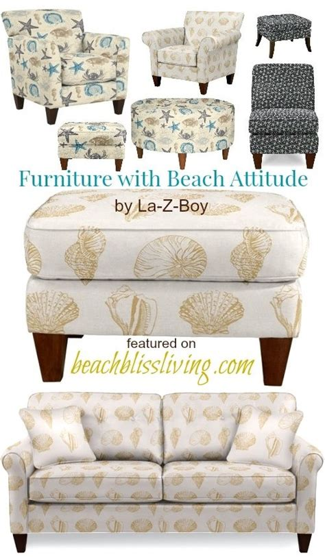 lazy boy chair and ottoman upholstered fabric accent chairs and ottomans by la
