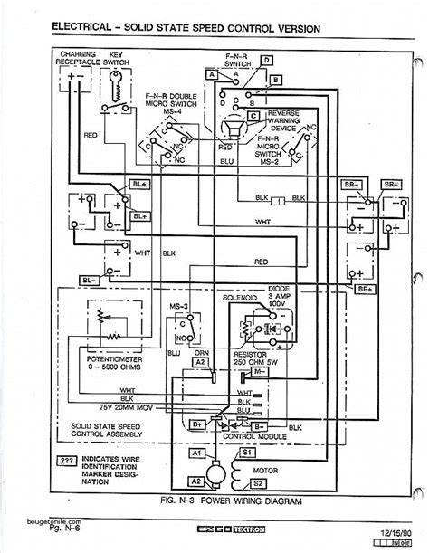 1987 ezgo golf cart wiring diagram wiring diagram with