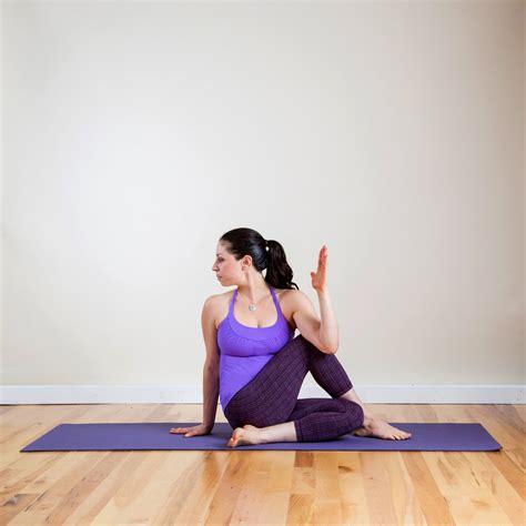 Postures To Detox by Postures For Detox Popsugar Fitness