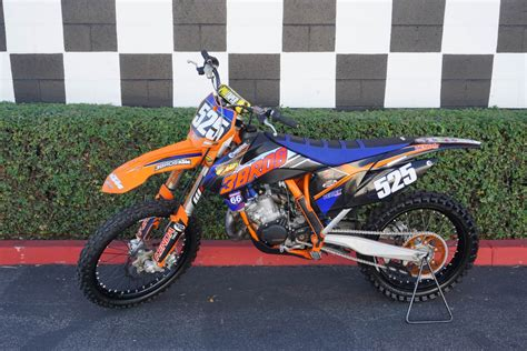 Ktm Sx 125 2013 2013 Ktm Sx For Sale 77 Used Motorcycles From 2 201