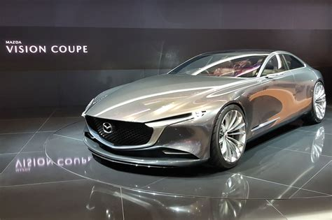 Mazda 6 Vision Coupe 2020 by Mazda Vision Coupe Graces 2018 Geneva Show With Its