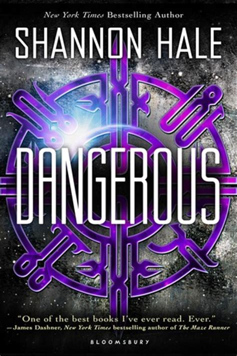 dangerous a novel books book review dangerous by shannon hale the book