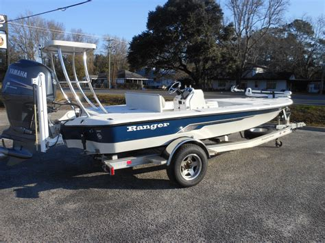 ranger flats boats for sale 19ft 2008 ranger 191 caymen flats boat the hull truth