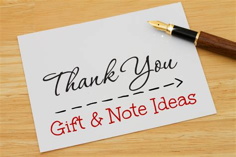 thank you notes for wedding gifts handwork me