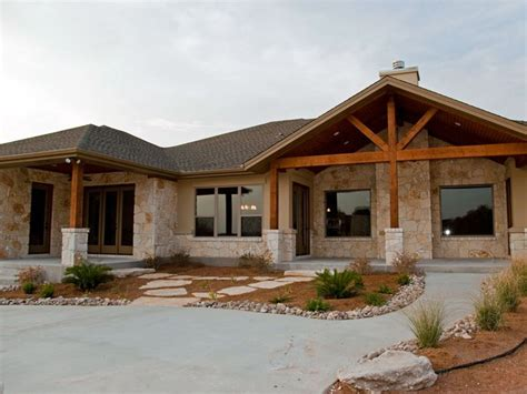 stucco and stone and metal homes pictures copyright