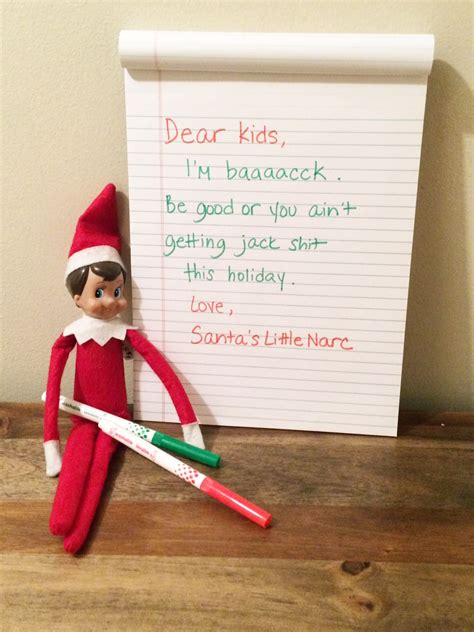 writing papers elves and elf on the shelf on pinterest how to properly use your elf on the shelf baby sideburns