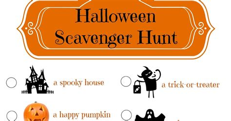east coast mommy 10 reasons my house is messy and i don east coast mommy halloween scavenger hunt with free