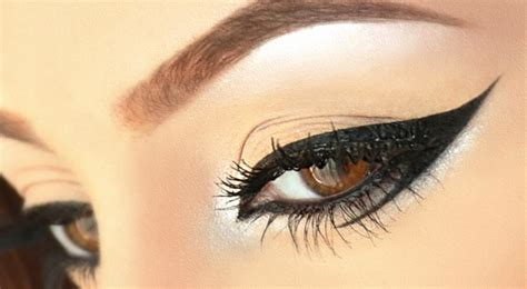 eyeliner styles for large eyes pictures