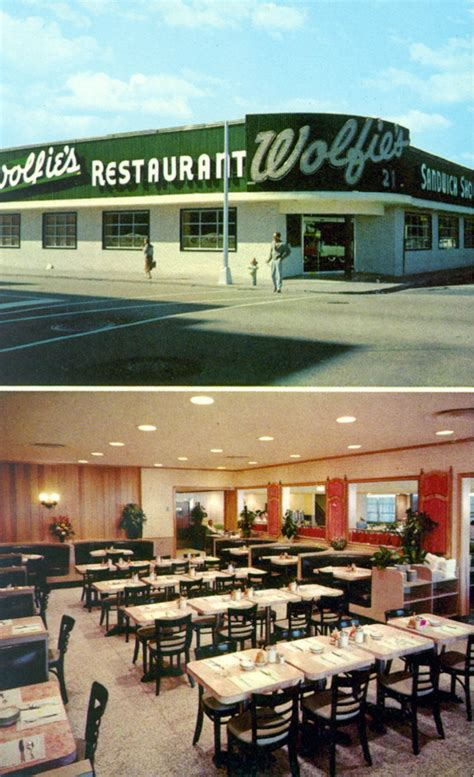 Miami Florida Court Records Florida Memory Wolfie S Restaurant Miami Florida