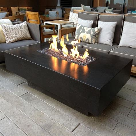 best 25 gas outdoor pit ideas on