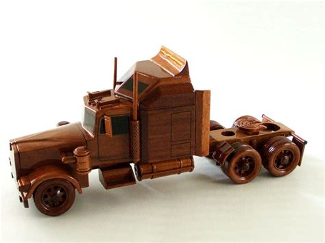 wooden kenworth truck kenworth semi premium wood designs car truck