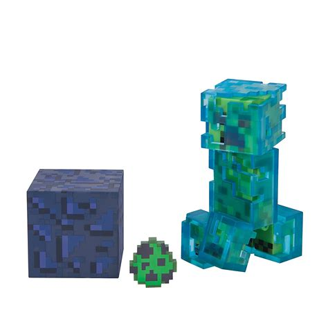 minecraft figures the minecraft creeper figures are gifts