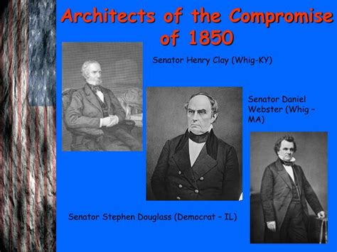sectional compromise 1787 ppt the sectional crisis compromise of 1850 powerpoint