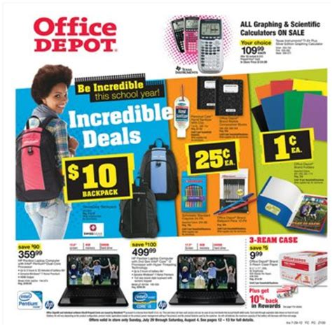 Office Depot One Cent Sale Office Depot Coupons 1 Cent 28 Images Office Depot