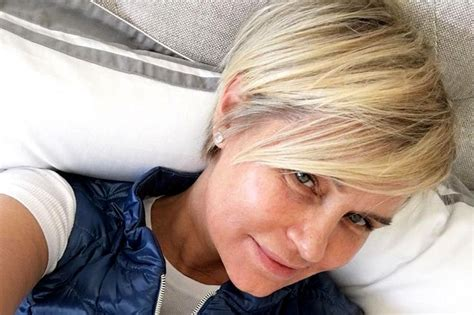 yolanda foster haircut yolanda foster gets a fresh start with a new short haircut