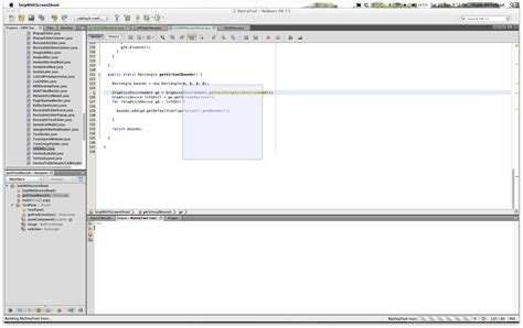 java swing rectangle java create rectangle with mouse drag not draw stack
