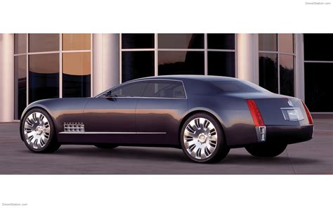 Cadillac Sixteen Engine by Cadillac Sixteen Concept Specs Pictures Engine Review